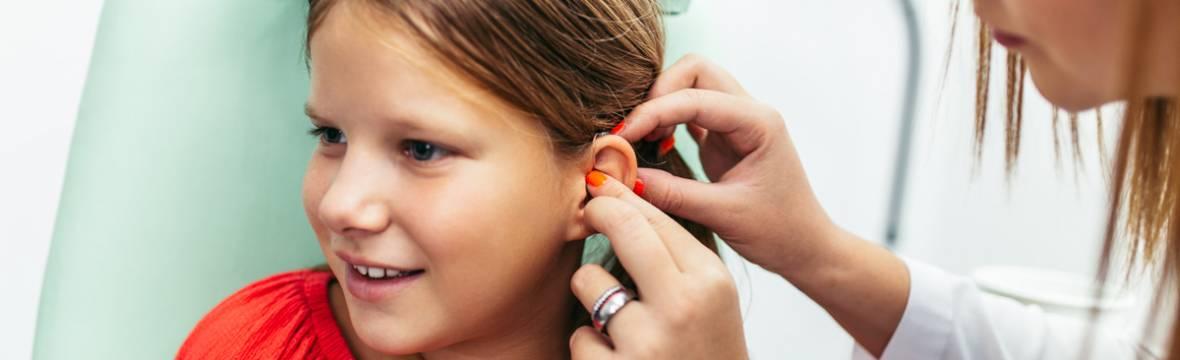 Paediatric Audiology