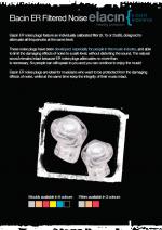 Elacin ER Filtered Noise - PDF